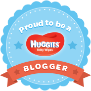 Huggies Wipes Blogger