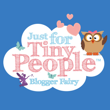 Just for Tiny People Blogger Fairy