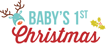 Baby's First Christmas by Leelee Loves