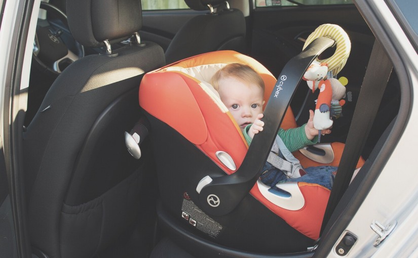 Baby Essentials: Why we love the Cybex Aton Q car seat - Leelee Loves