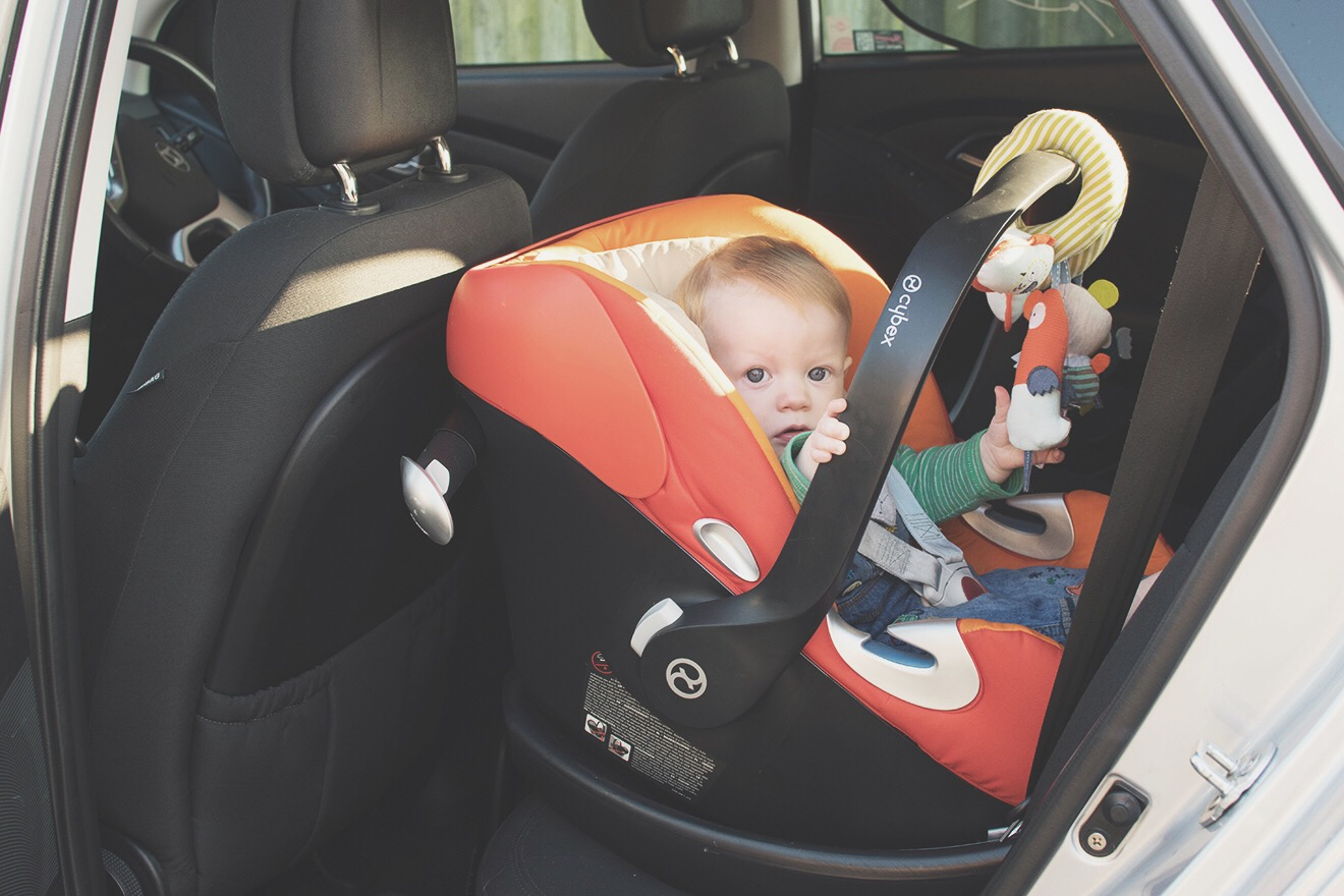Baby Essentials Why We Love The Cybex Aton Q Car Seat