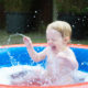 Summer fun with Bubble Tub!