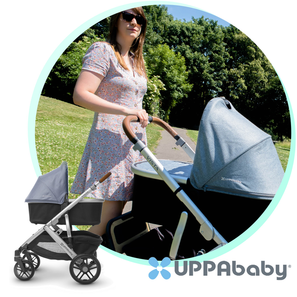 First impressions of the UPPAbaby VISTA