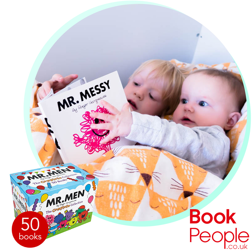 Instilling a love of reading with The Book People