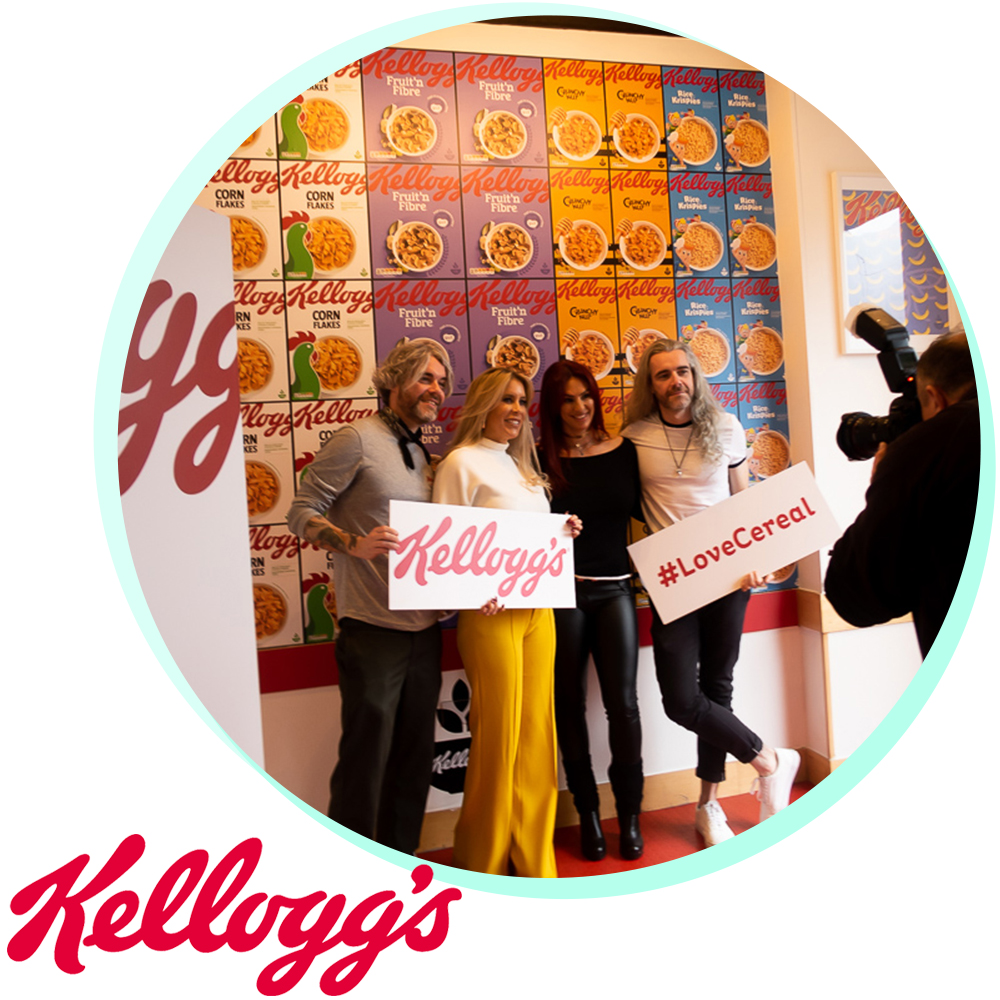 Love Cereal with Kellogg's this National Cereal Day